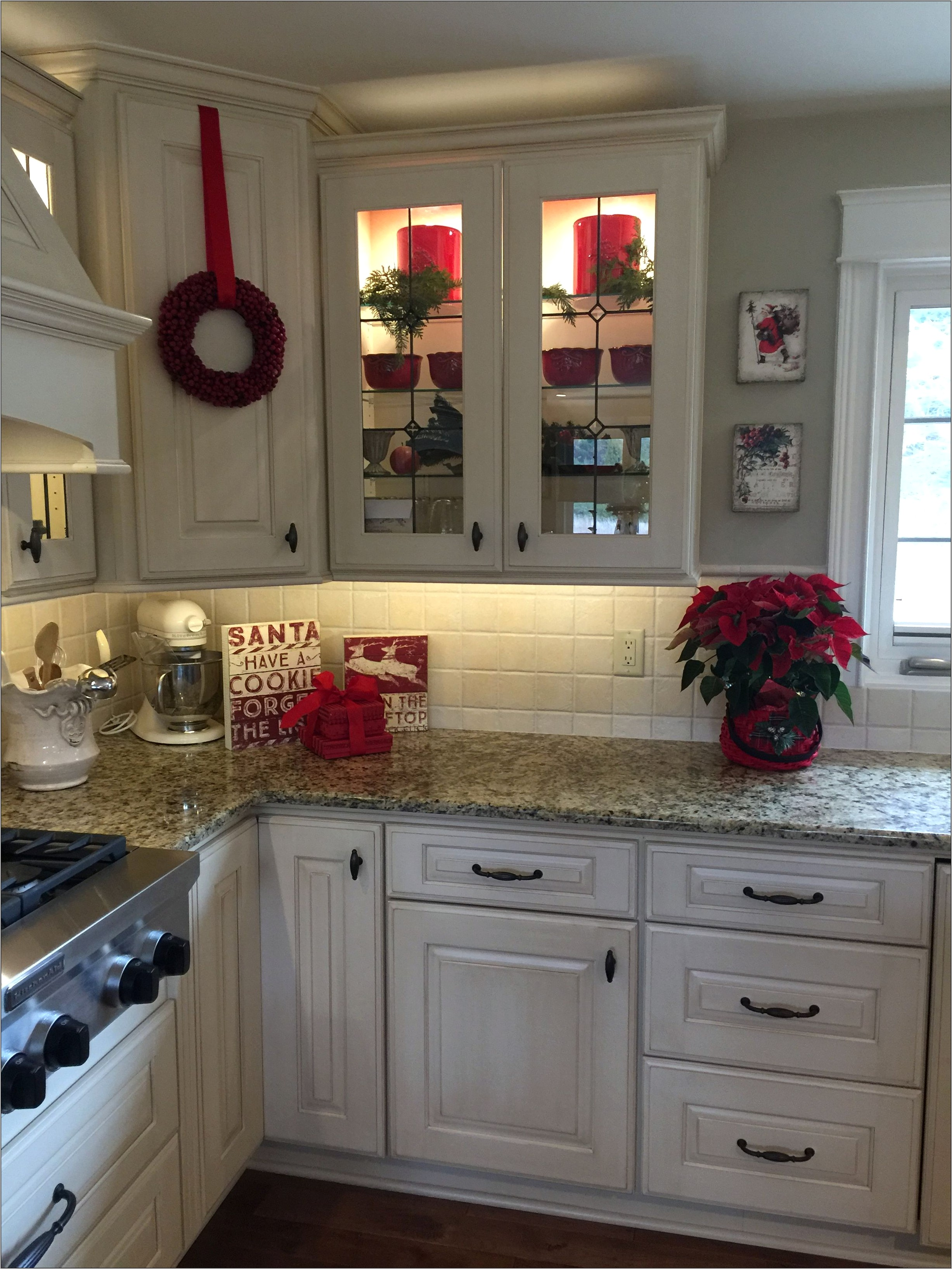 Kitchen Red Decor Ideas