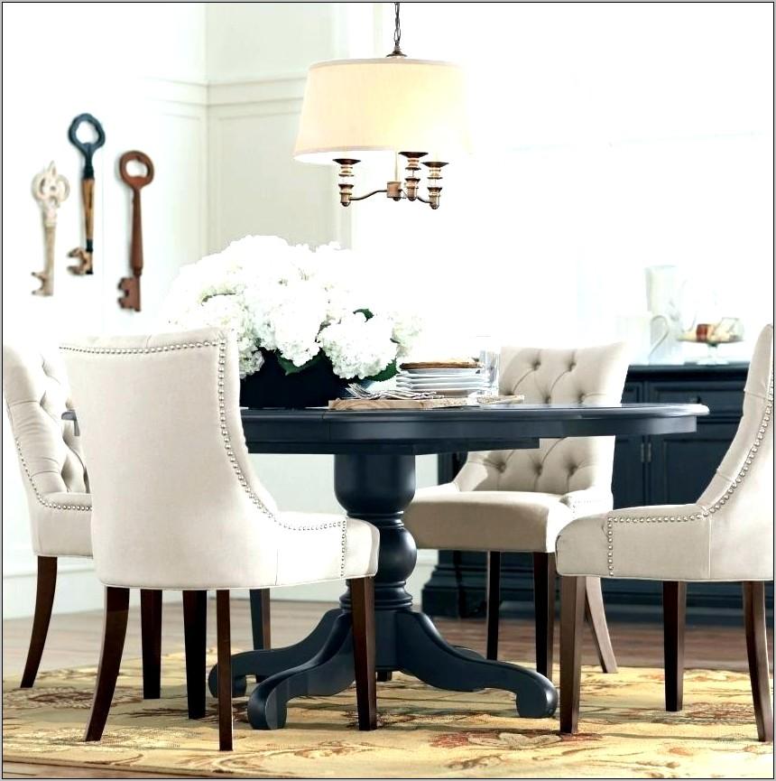 Kitchen Round Dining Table Decor Ideas