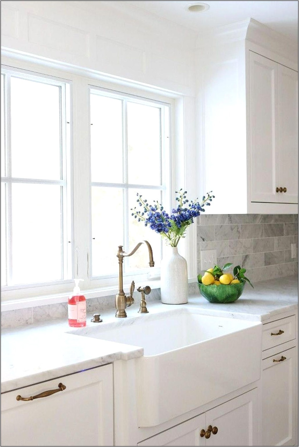 Kitchen Sink Wall Decor