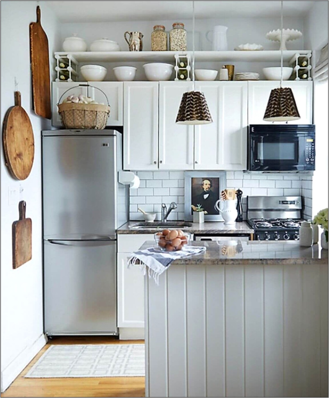 Kitchen Small Space Decor