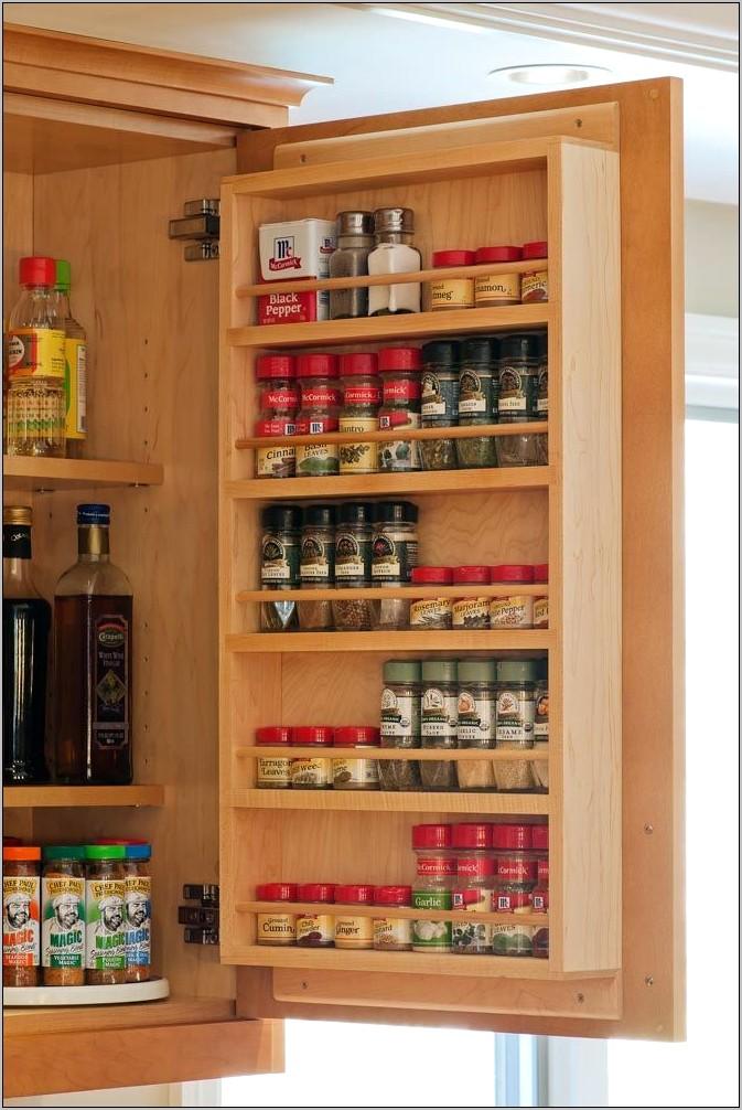 Kitchen Spices Diy Decor