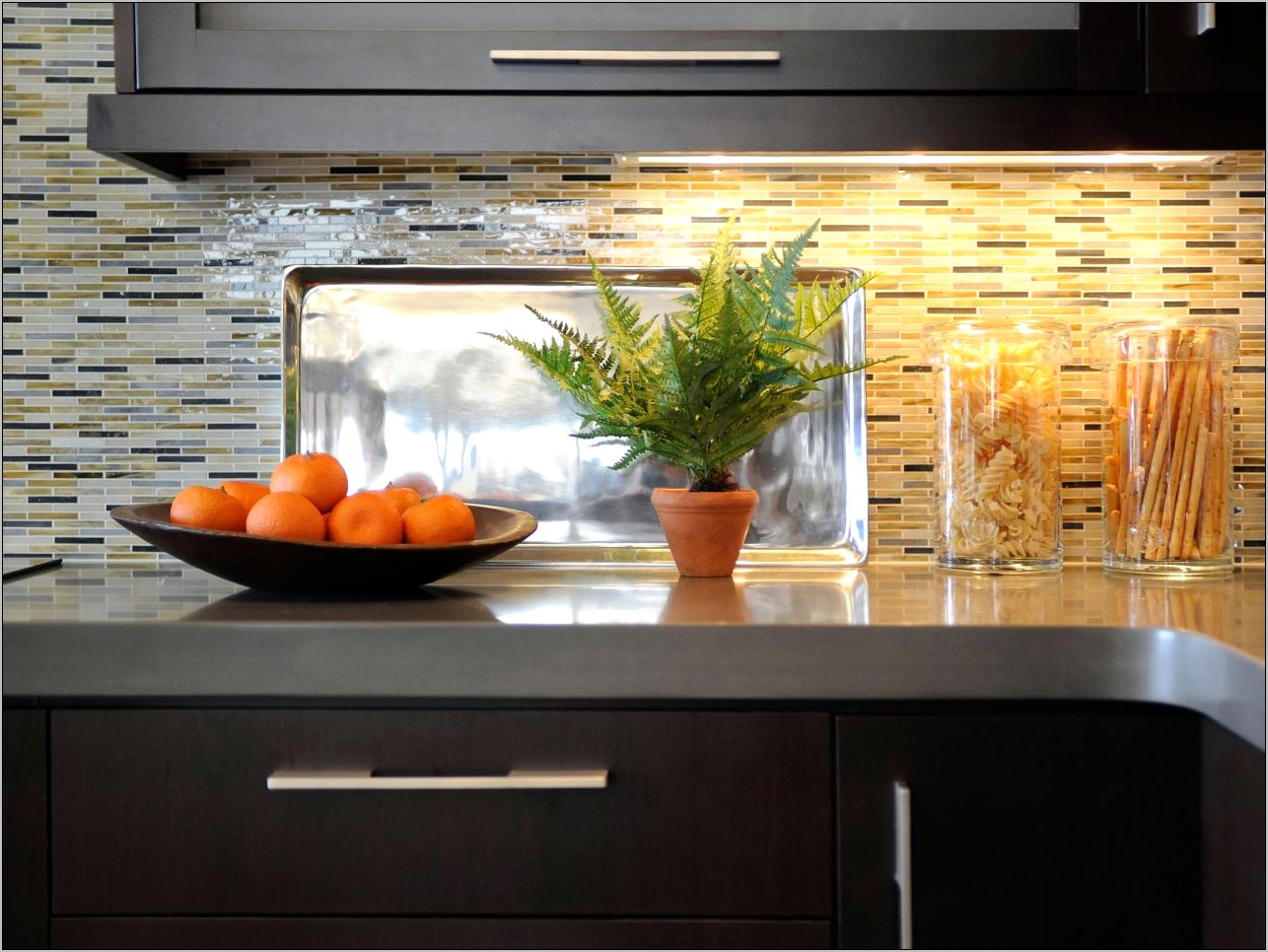 Kitchen Stone Decorating Ideas Do It Yourself