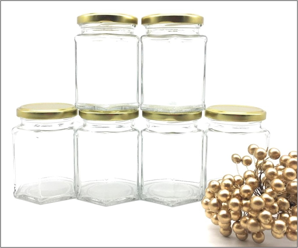 Kitchen Storage Jars Decorative