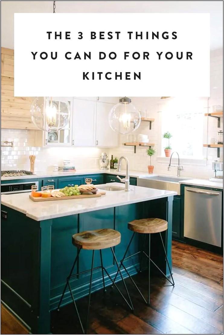 Kitchen Stuff Tou Can Use As Decor