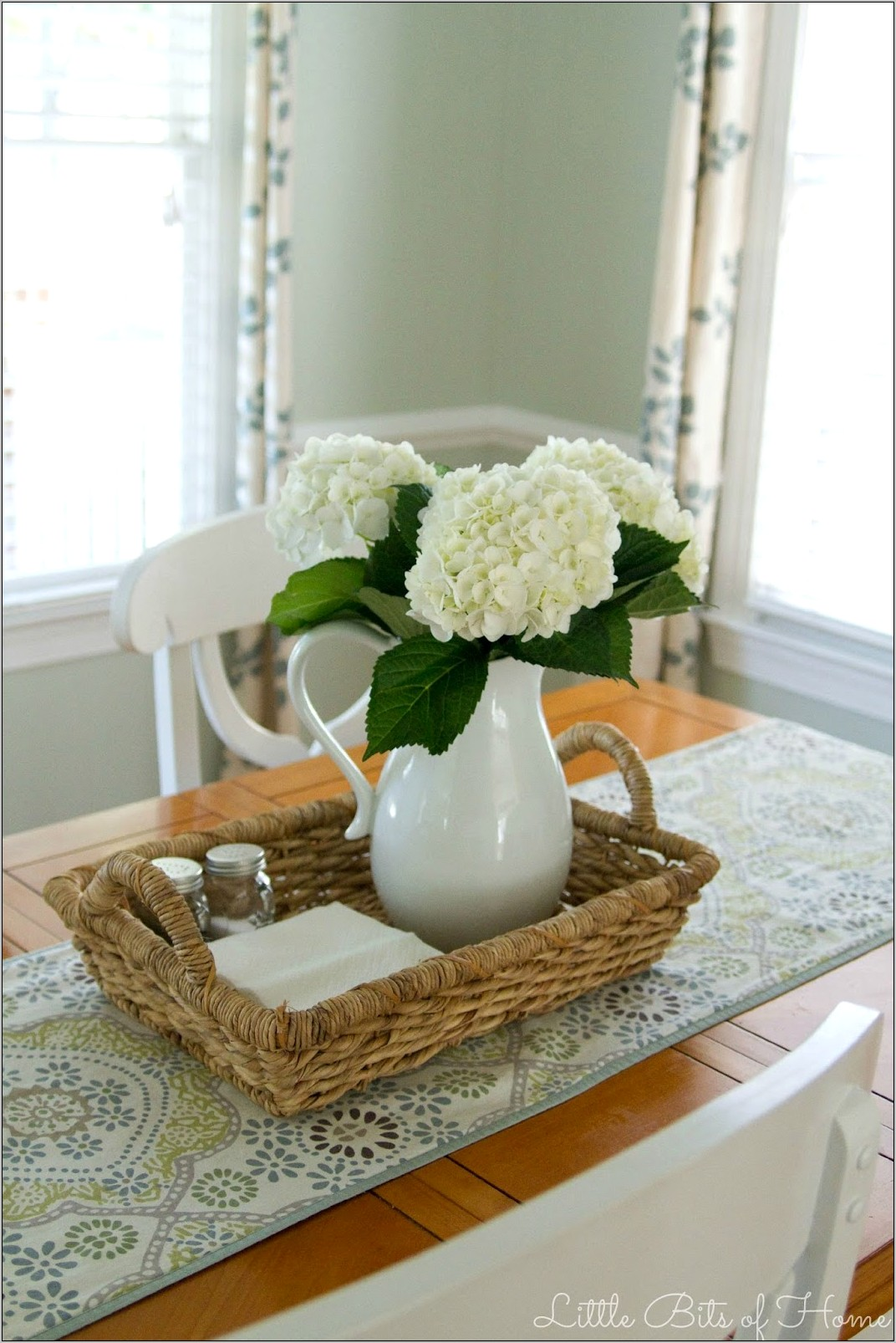 Kitchen Table Practical Decorations