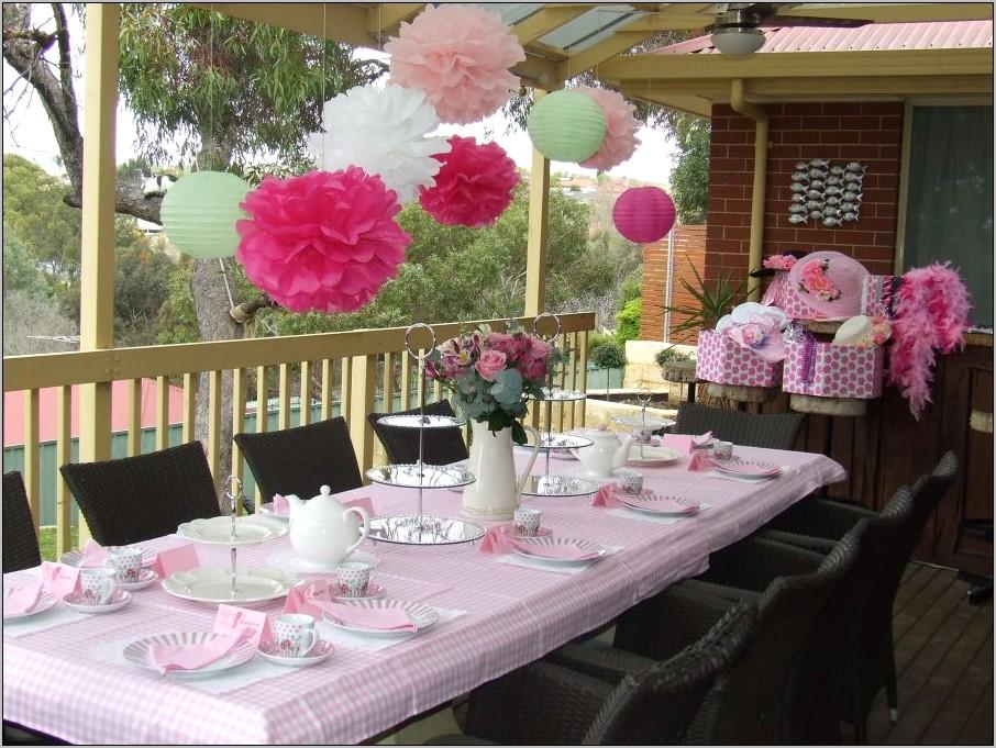 Kitchen Tea Decorations Adelaide