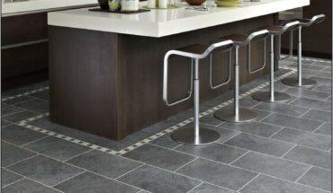 Kitchen Tile To Match Gray Floor Decor