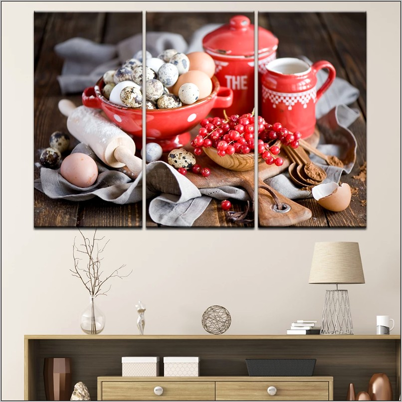 Kitchen Wall Art And Decor