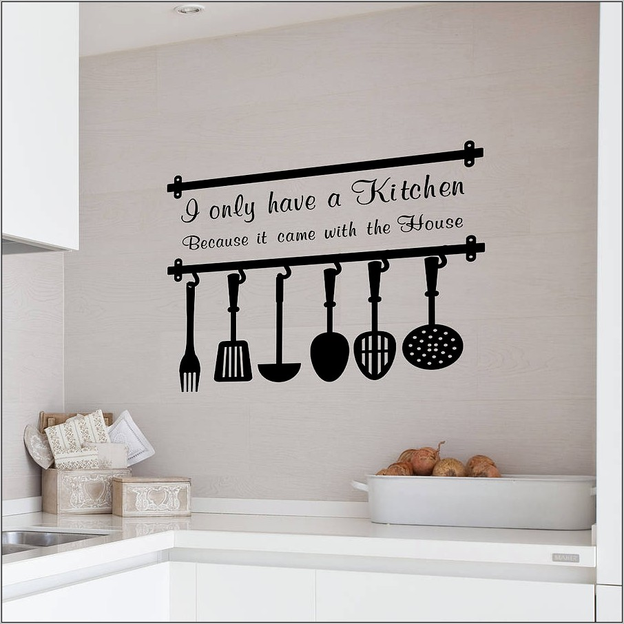 Kitchen Wall Decor Bed Bath And Beyond