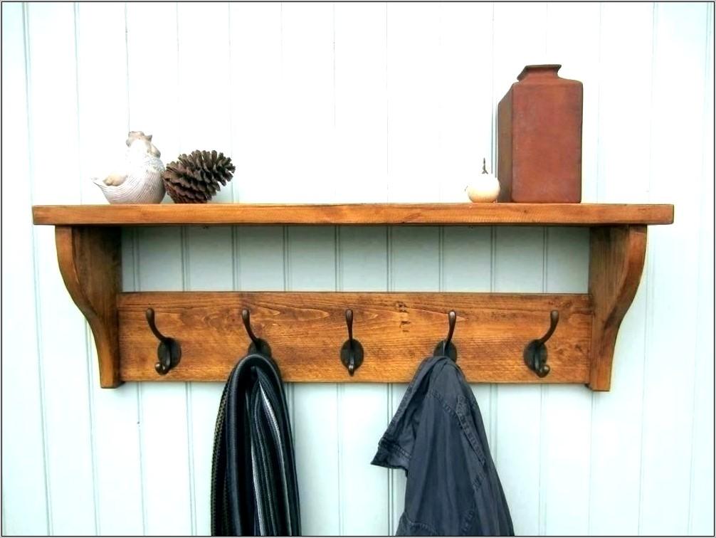 Kitchen Wall Decor Coat Rack
