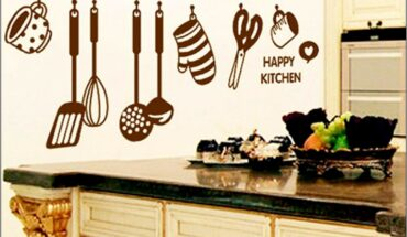 Kitchen Wall Decor Removable Stickers