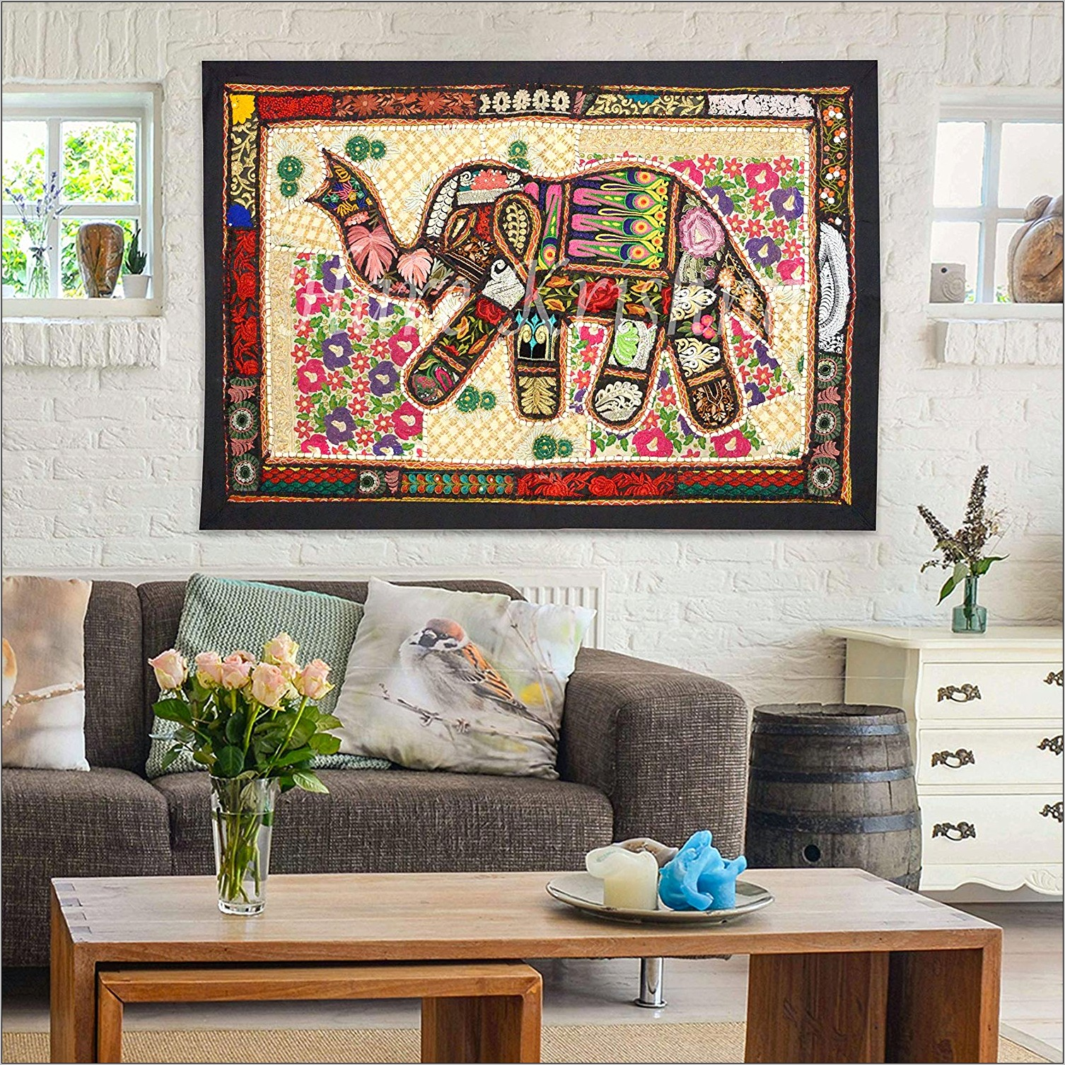 Kitchen Wall Decor Tapestry