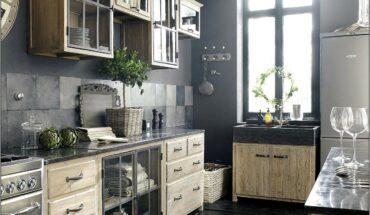 Kitchen Wall Unit Decor