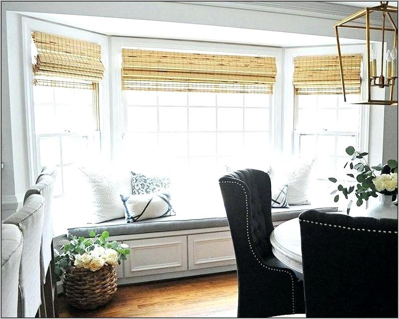 Kitchen Window Seat Decorating Ideas