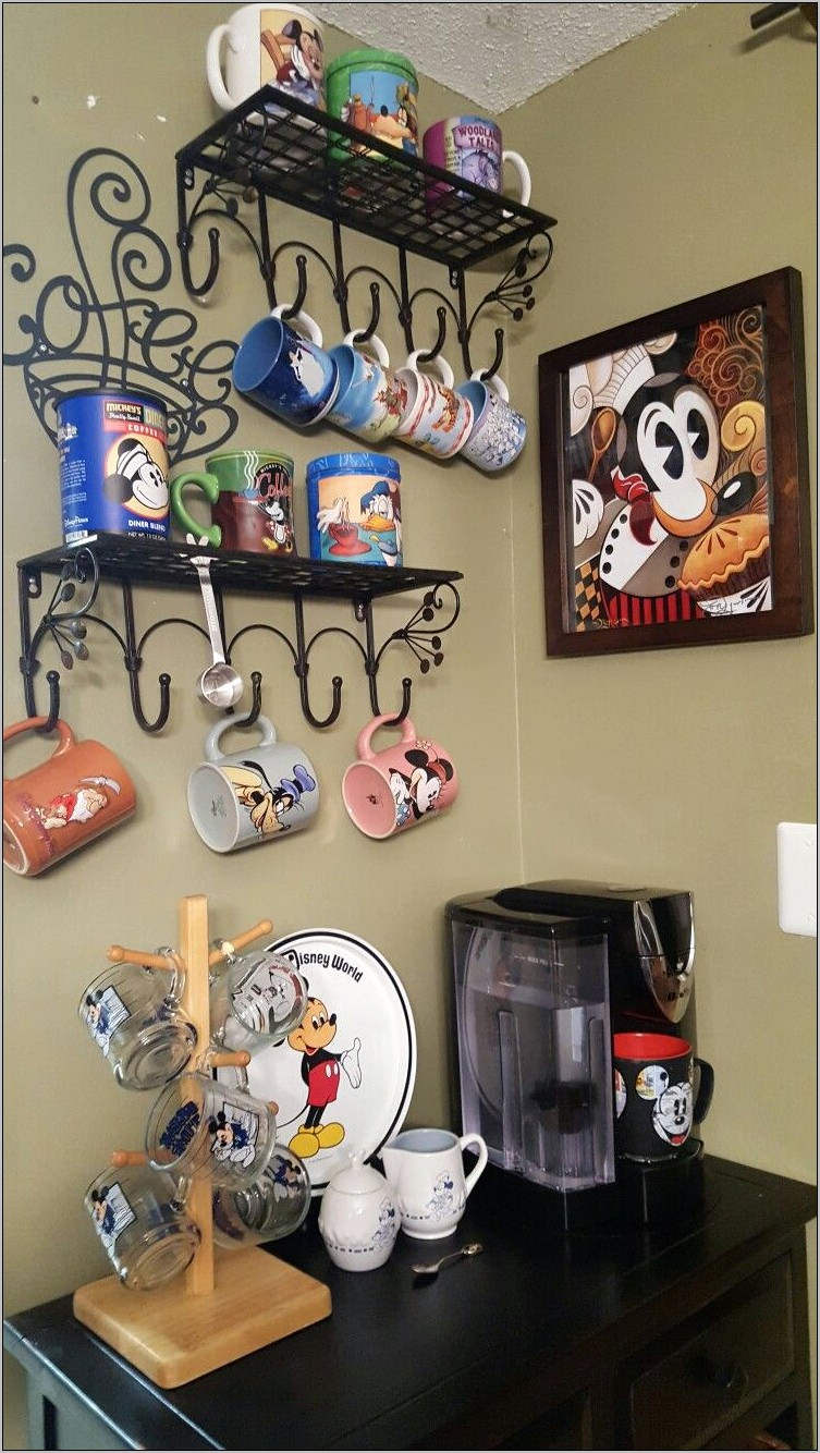 Kitchens Decorated In Disney
