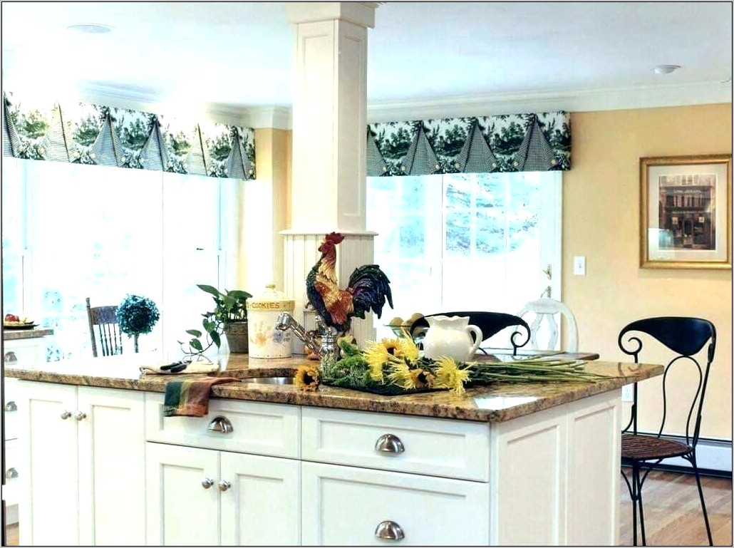 Kitchens With Rooster Decor