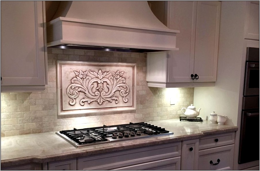 Large Decorative Kitchen Tiles