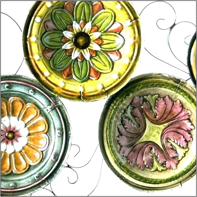 Large Decorative Plates For Kitchen
