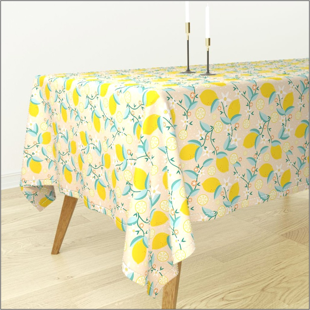 Lemon Kitchen Decor Walmart