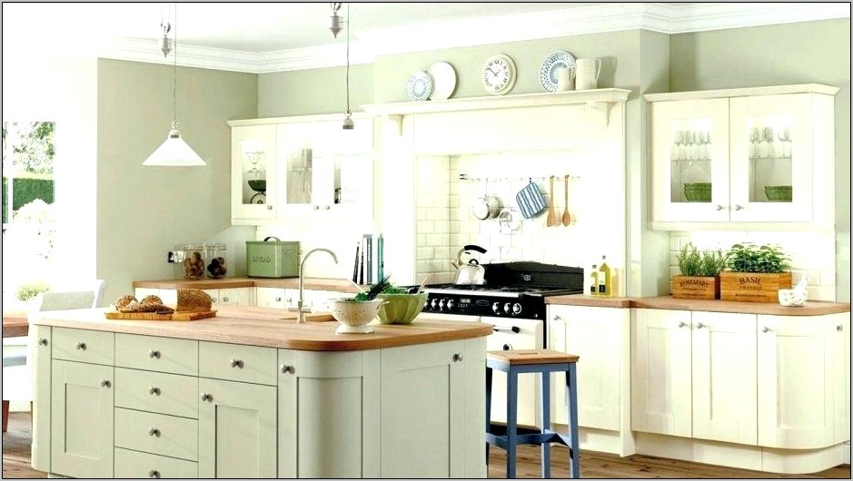 Light Green Kitchen Decor