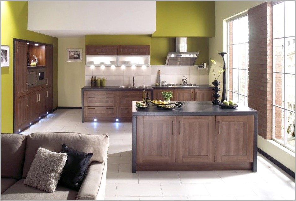 Light Wood Kitchen Decorating Ideas