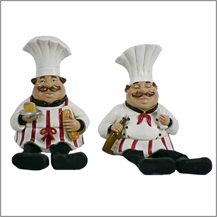 Little Chef Kitchen Decor