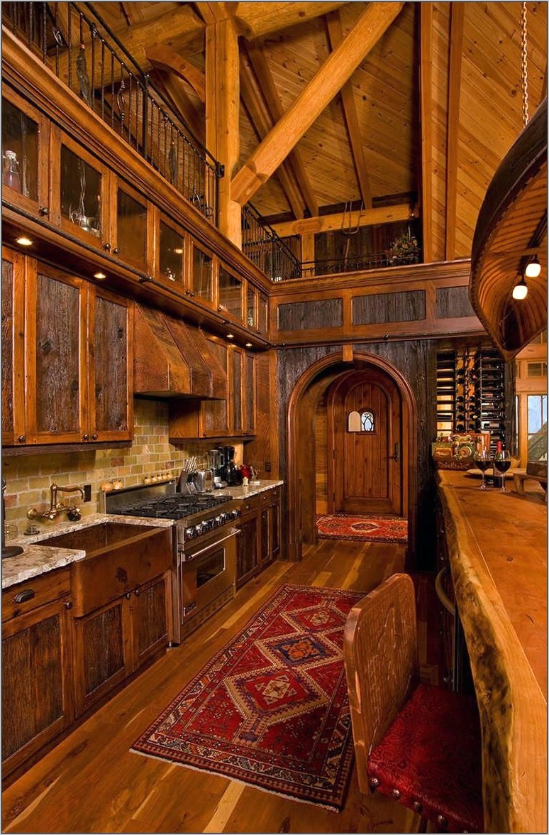 Living Room Kitchen Hybrid Decorating