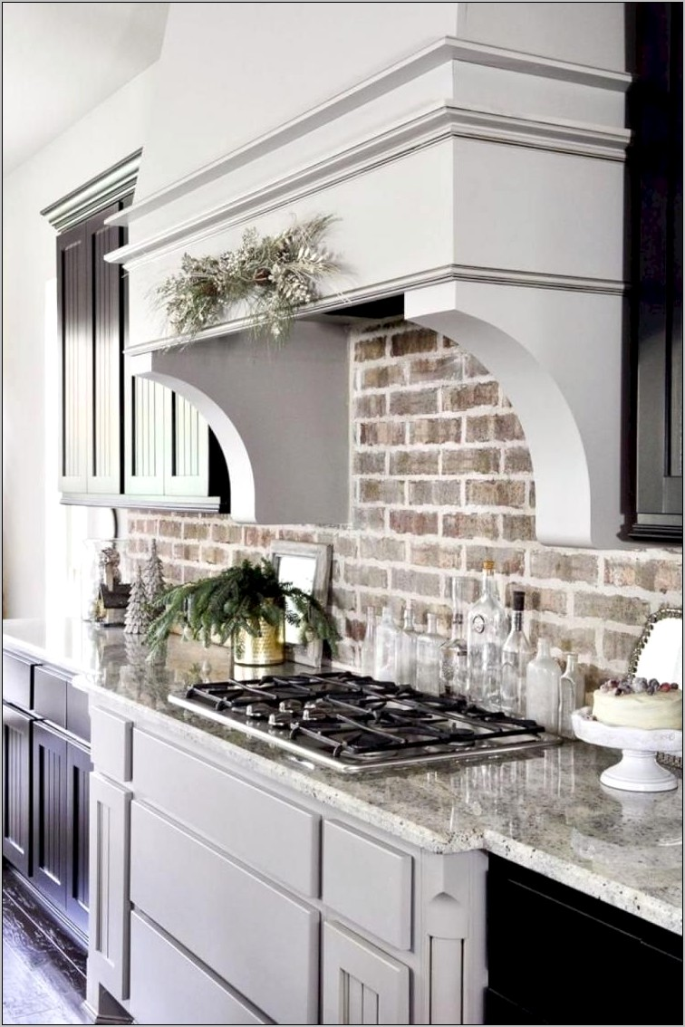Luxury White Kitchen Decor