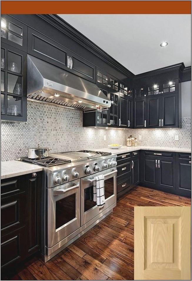 Maple Kitchen Decorating Ideas