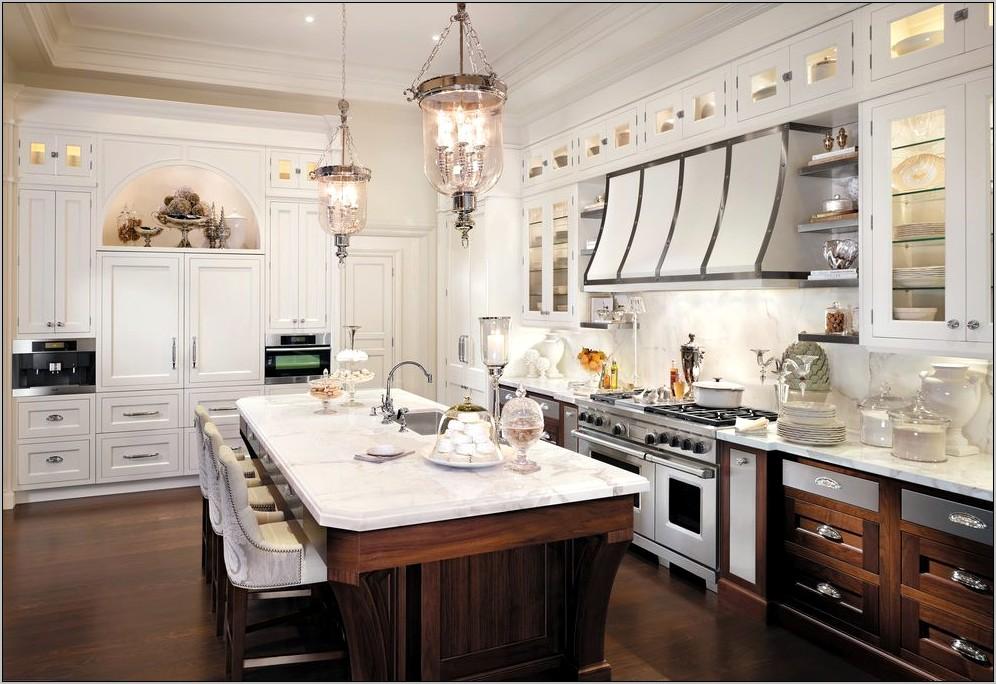 Marble Kitchen Decorating Ideas