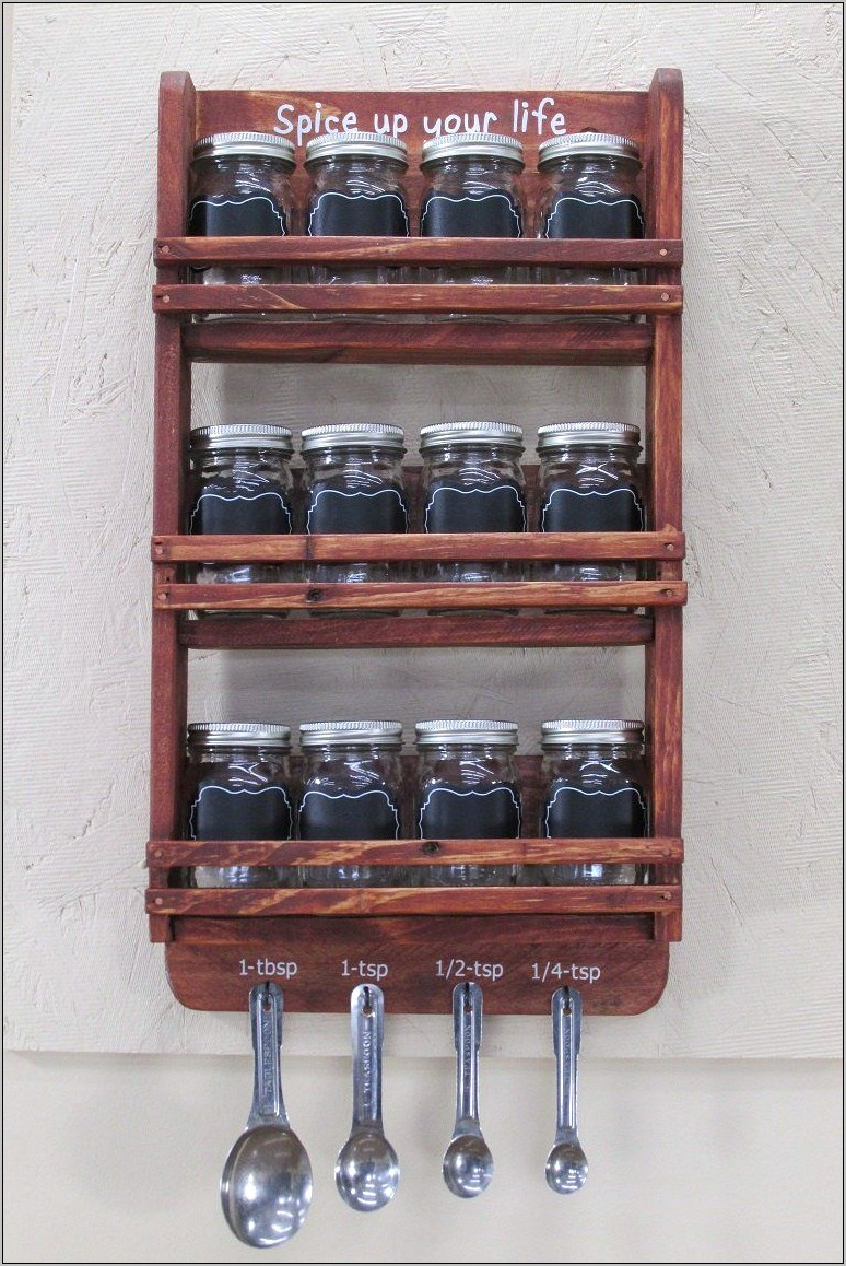 Mason Jar Decor Kitchen Cabinets