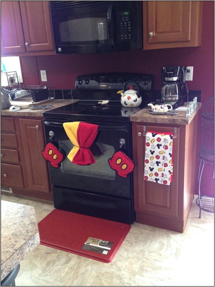 Mickey And Minnie Kitchen Decor