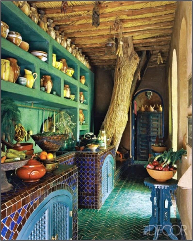 Middle Eastern Kitchen Decor