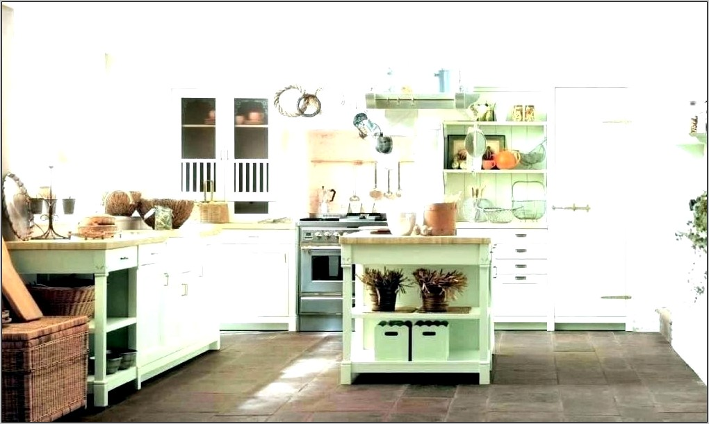 Mint Green Kitchen Decor