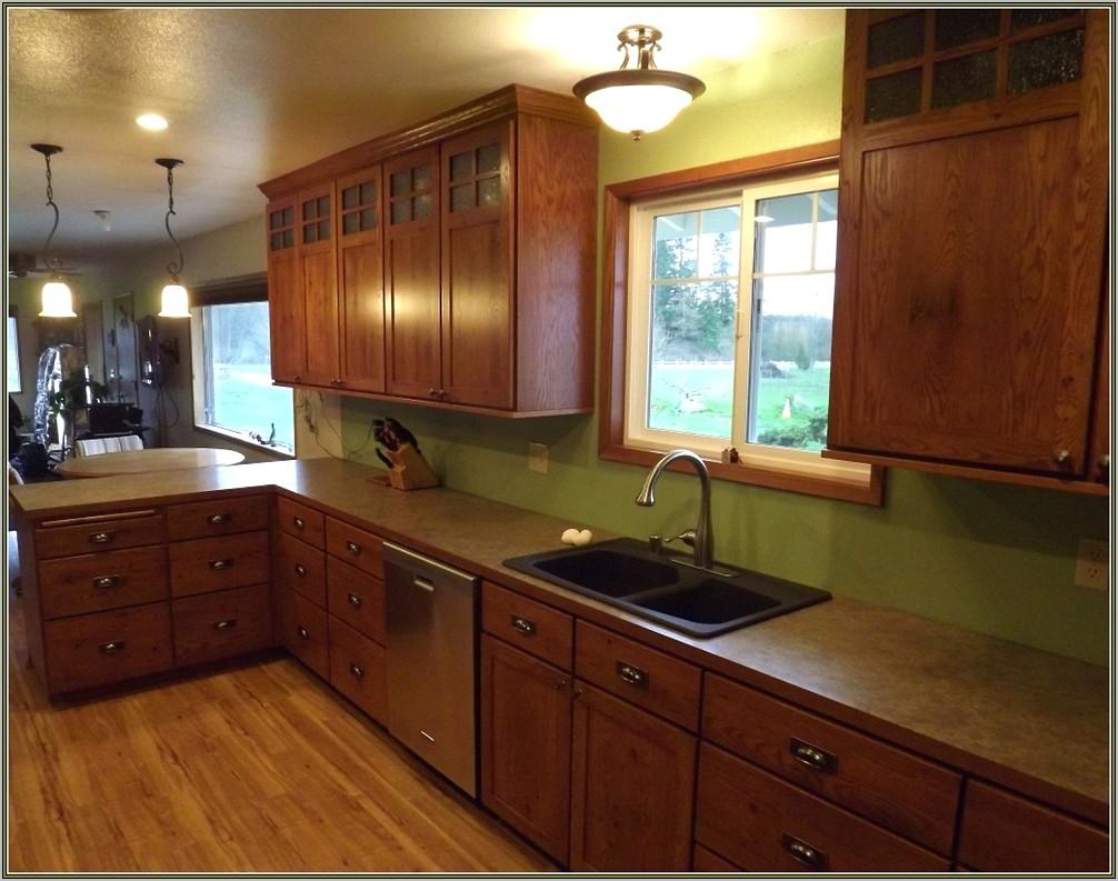 Mission Style Kitchen Decor
