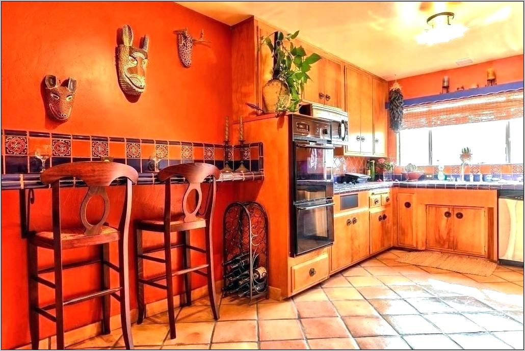 Mixed Fruit Themed Kitchen Decor