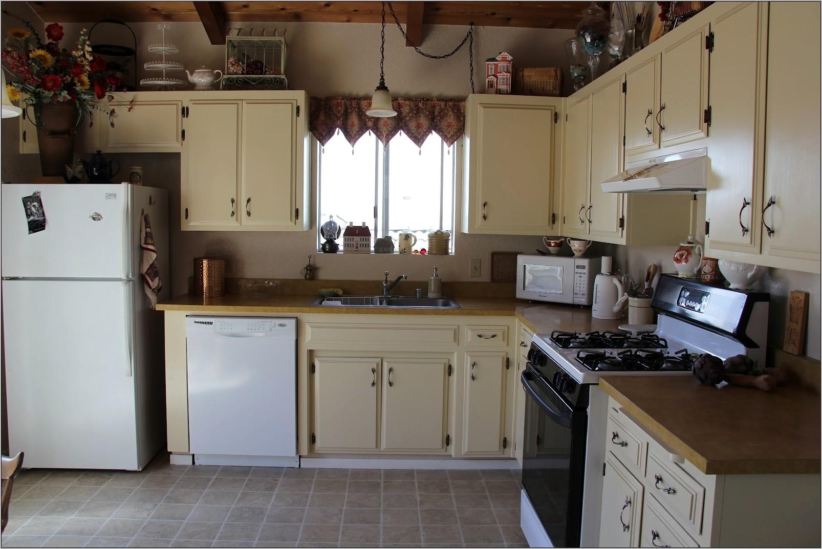 Mobile Home Kitchen Decor