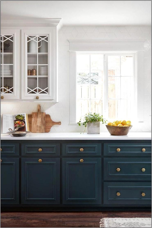 Model Home Kitchen Decor