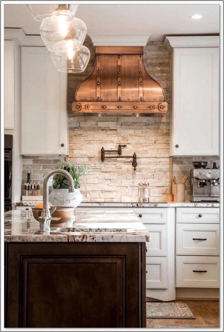 Modern Country Kitchen Decor