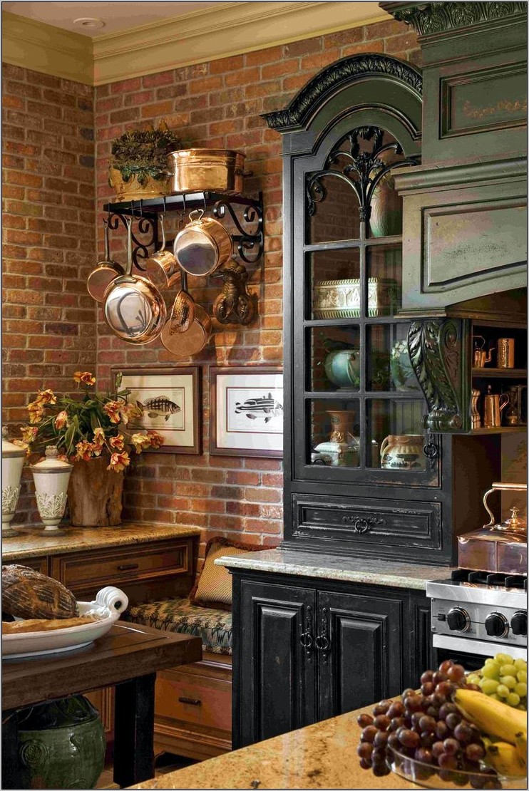 Modern Country Kitchen Wall Decor