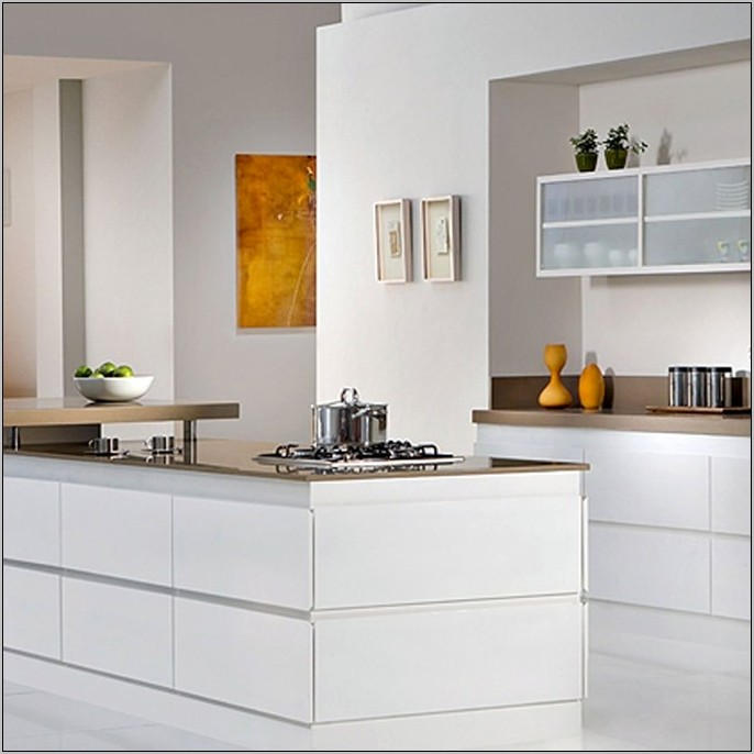Modern Decor For Top Of Kitchen Cabinets