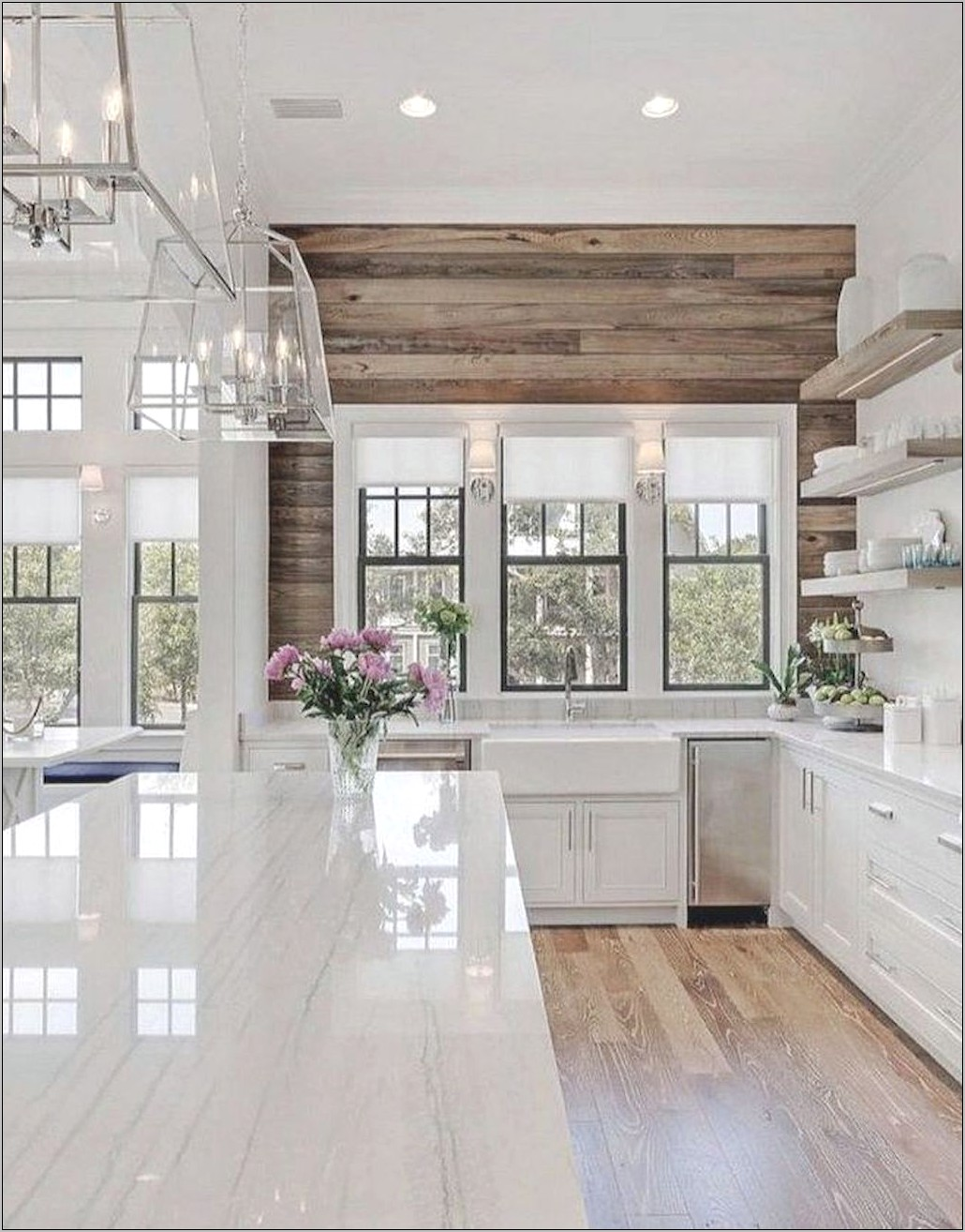 Modern Farmhoue Kitchen Decor