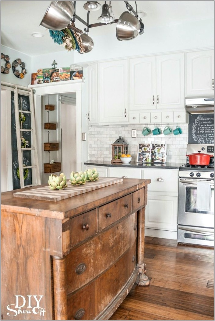 Modern Farmhouse Kitchen Decor Diy