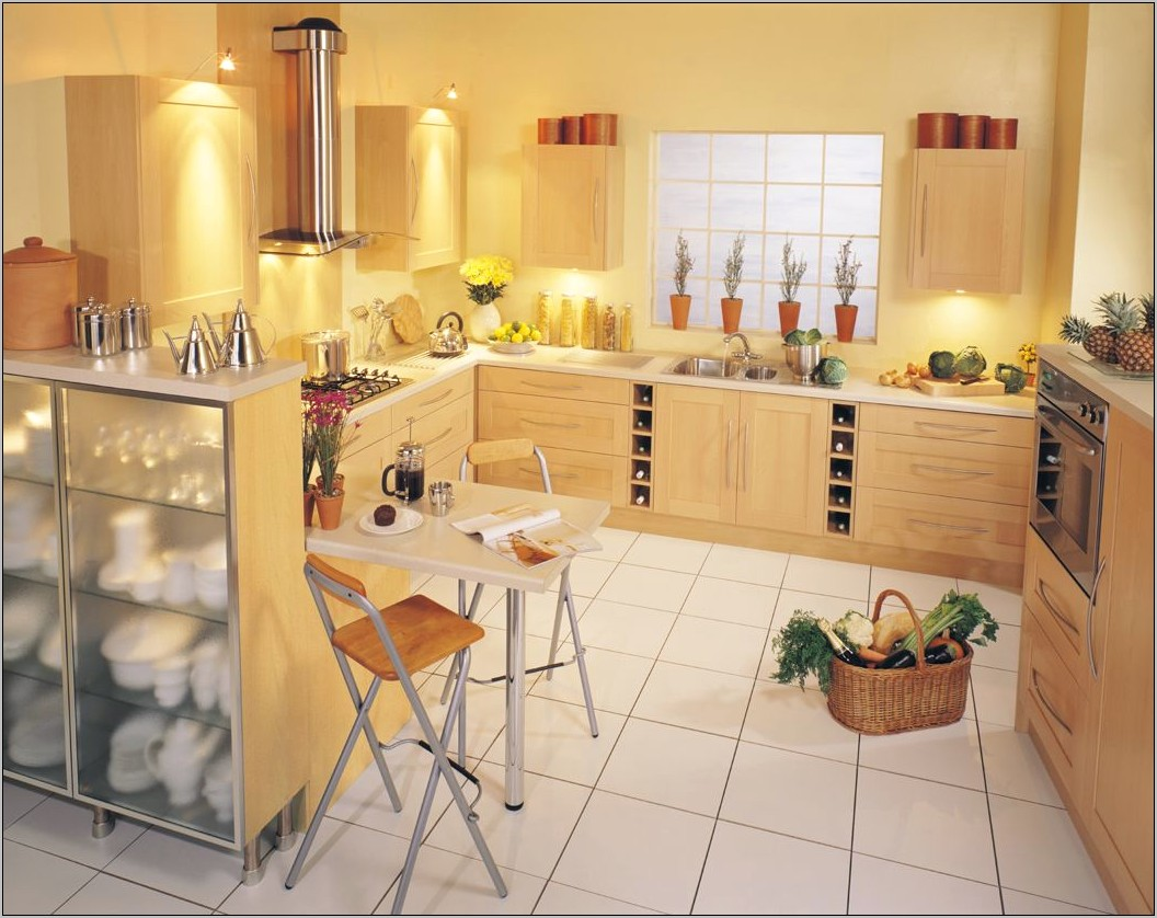 Modern Kitchen Decorating Ideas Uk
