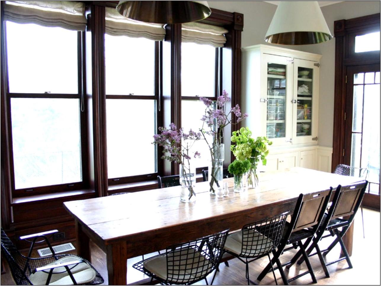 Modern Kitchen Table Decor Ideas