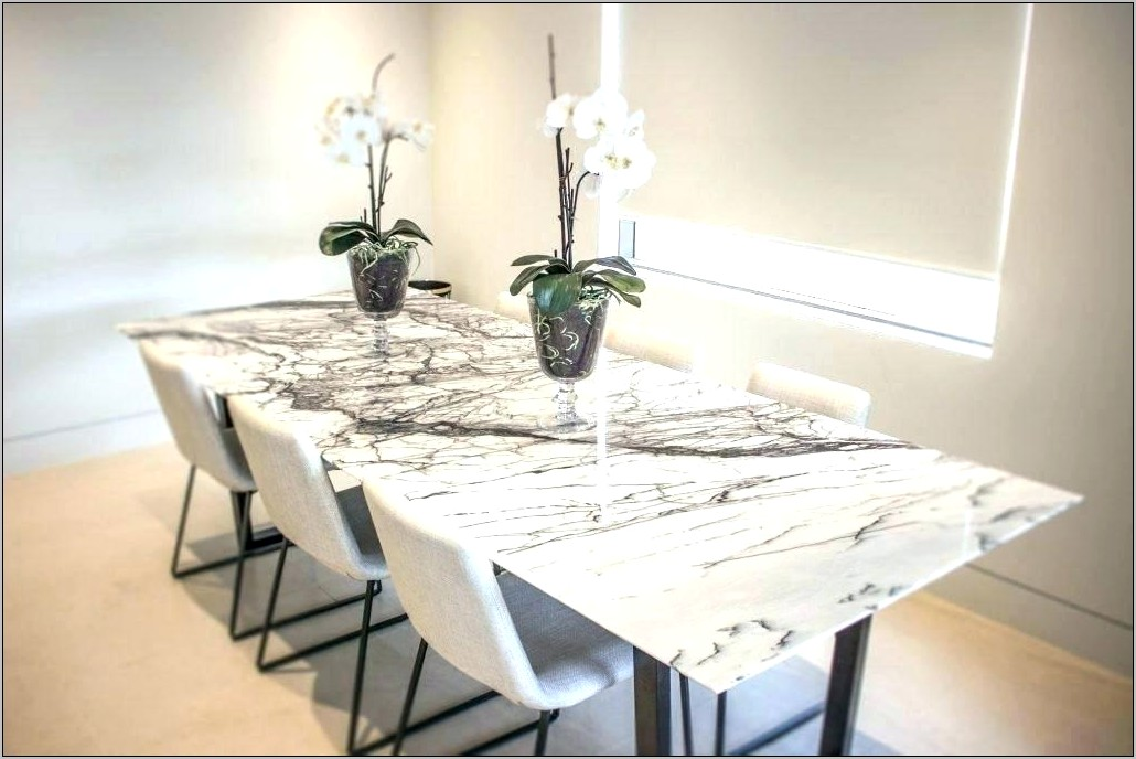 Modern Kitchen Table Decor