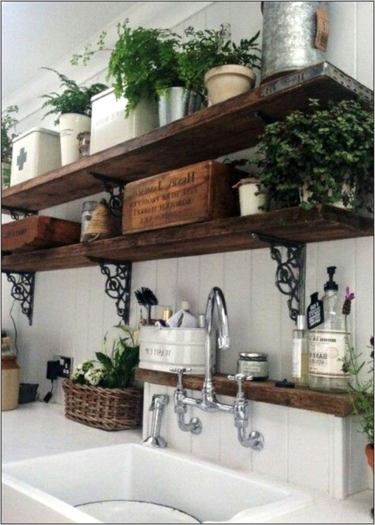 Modern Rustic Kitchen Decor Ideas