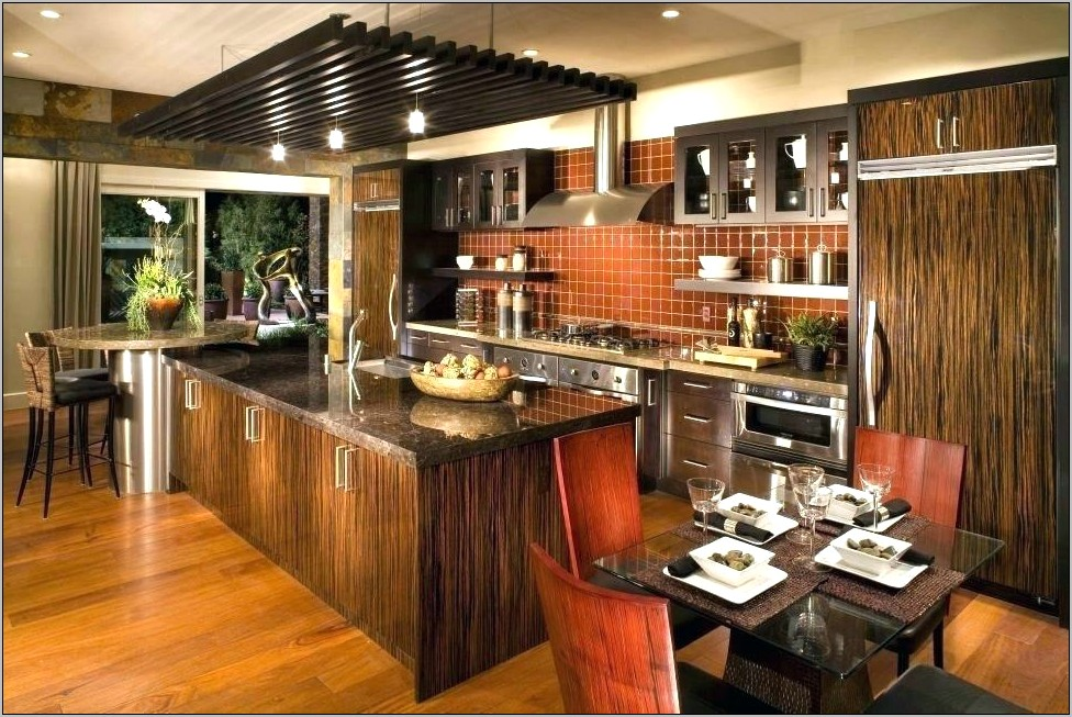 Modern Tuscan Kitchen Decor