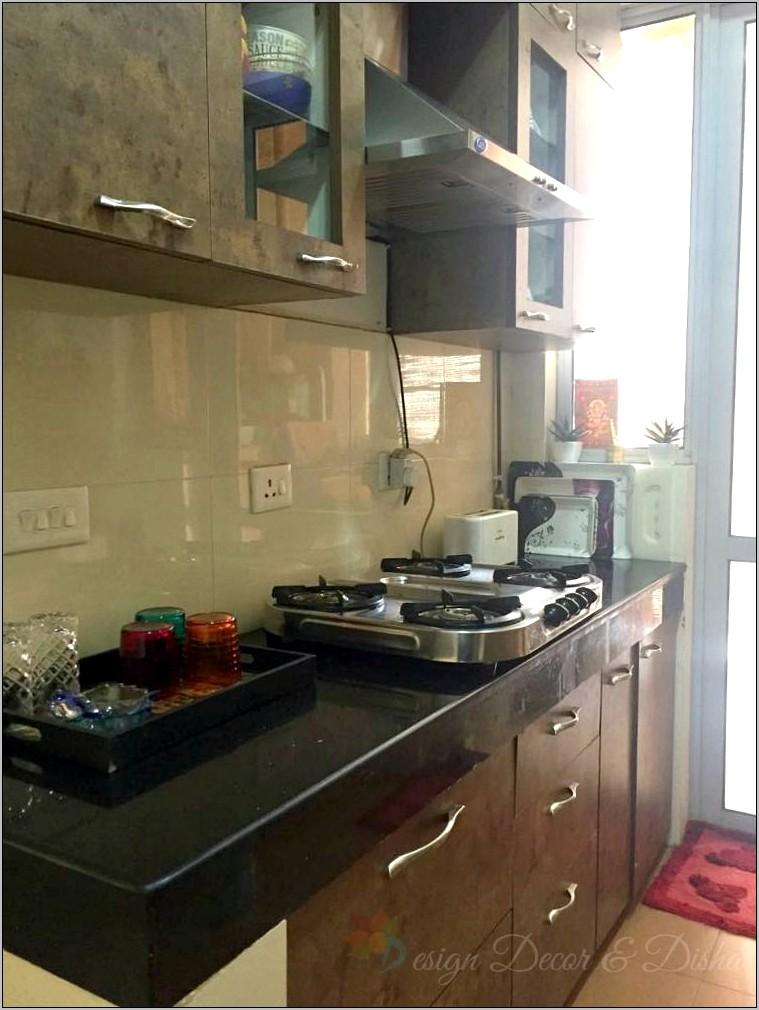 Modular Kitchen Home Decor
