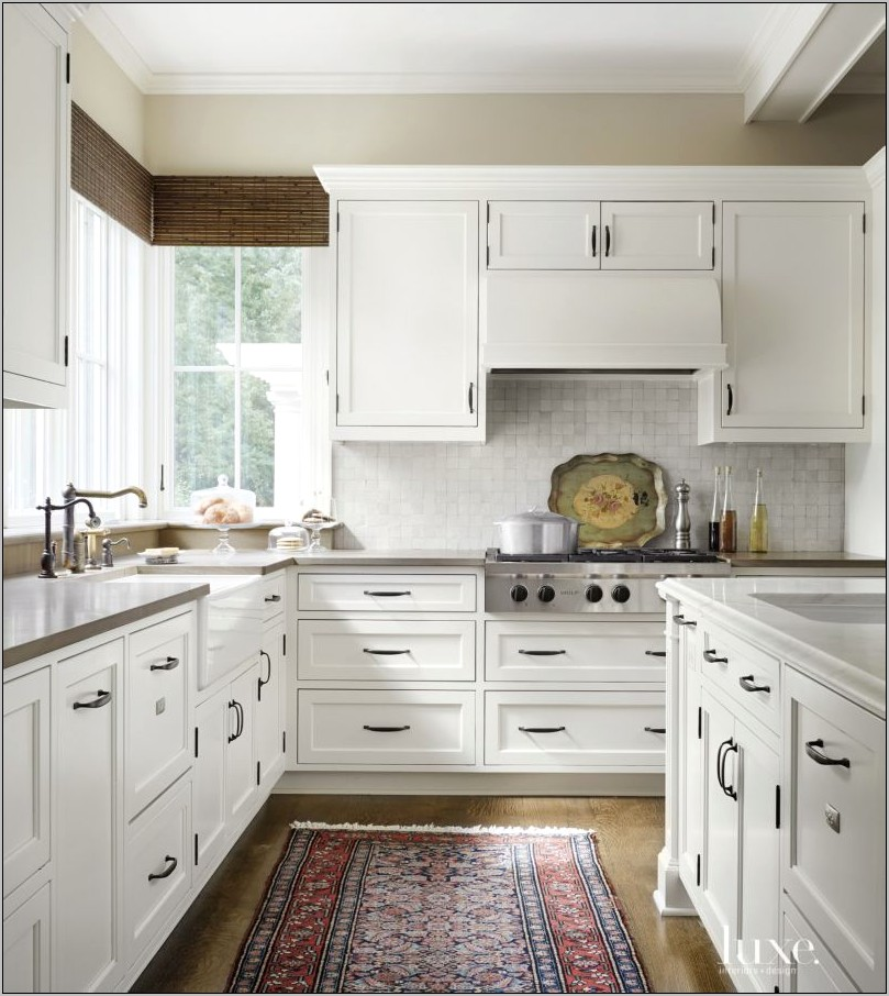 Moroccan Decor In Kitchens